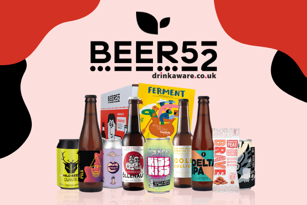 Beer52 Advert - Get your first case for £12!