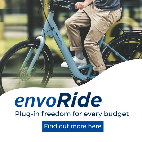 envoRide Homepage Advert