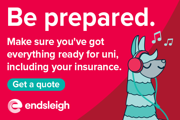 Endsleigh Student Insurance