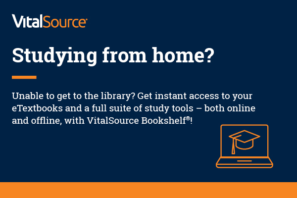 Ad: Vital Source eTextbooks